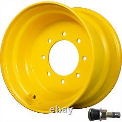 16.5X9.75X8 Skid Steer Wheel Rim for Bobcat 853 863 873 Tire Size 12-16.5 S300
