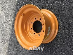 16.5X9.75X8 Skid Steer Wheel/Rim for Case fits 12-16.5-1845C D136530 replacement