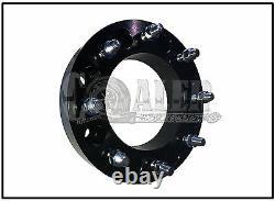 1x 2 Thick Steel Skid Steer Wheel Spacer 8x8 5/8 Studs 6 CB Fits Case / Gehl
