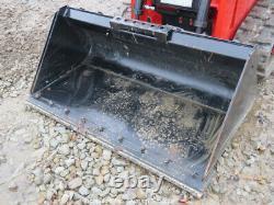 2019 Maintou 1050RT Skid Steer Rubber Track Loader Hand control bidadoo -New