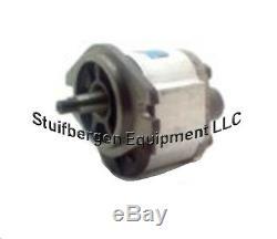 254521A1 New Hydraulic Gear Pump for Case 85XT 95XT Skid Steer