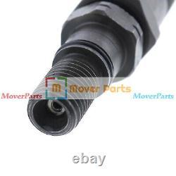 3X Fuel Injectors AM100744 For John Deere Skid Steer 375 3375 Tractor 330 332