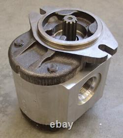 6673916 New Skid Steer Loader Hydraulic Pump Fits Fits Bobcat 853 863 873