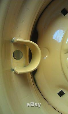 6 lug Skid Steer wheel/rim for John Deere fits 675, 4475, 5575-for 10-16.5 tires