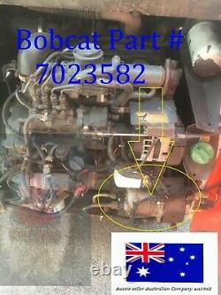 Air Conditioning Compressor 7023582 7136676 for Bobcat T180 T190 S160 S185 S205
