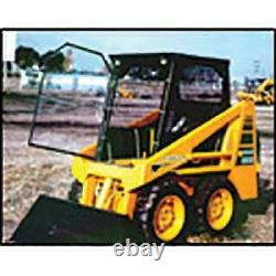 All Weather Enclosure Skid Steer Loaders 332 342 345 442 445 552 Compatible with