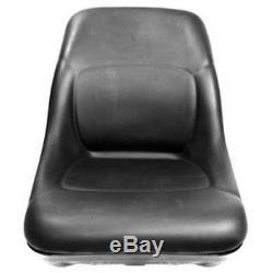B16598809 Seat Fits Bobcat Skid Steer Loader 763 763G 751 7753 843 743 863 753
