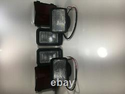 BOBCAT HEADLIGHTS TAIL LIGHTS REAR LIGHT SET F-C Series 653 753 853 7753 751 763