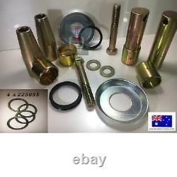 Bobcat Bobtach Pivot Pin & Bush Kit T180 T190 T450 S450