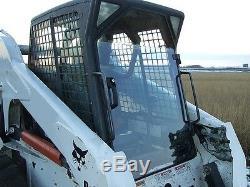 Bobcat LEXAN S150 S175 S200 S205 S300 S320 Poly Door and sides skid steer