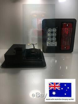 Bobcat Led Headlights, Led Tail Lights Rear Light Set 6670284l 6718042 6718043