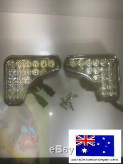 Bobcat Led Headlights, Led Tail Lights Rear M Series Set 6670284 7138040 7138041