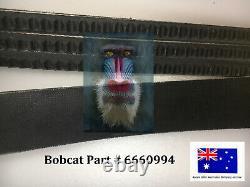 Bobcat Skid Steer Loader MAIN PUMP DRIVE BELT 6660994 753 763 773 7753