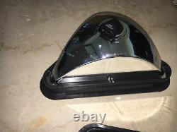 Bobcat Skid Track Loader Headlight Tail Light Rear Set 6670284 6674400 6674401