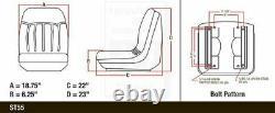 Bobcat Skidsteer Standard Seat With Slide Track