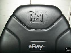 CAT Caterpillar Skid Steer Suspension Seat Replacement Cushion Kit, 216B, 226B, 246
