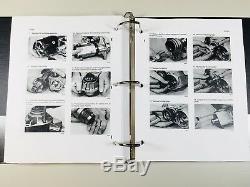 Case 1845c Uni-loader Skid Steer Service Parts Operators Manual