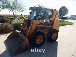 Case 75XT 85XT 95XT 1/2 LEXAN Polycarbonate skid steer DOOR and CAB Aftermarket