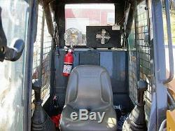 Case 75XT 85XT 95XT 1/2 LEXAN Polycarbonate skid steer DOOR and CAB! Fits all