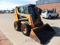 Case 75XT 85XT 95XT 1/2 LEXAN SAFETY skid steer DOOR and CAB! Fits all
