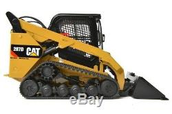 Caterpillar 287D Track Skid Steer Loader 1/24 CCM Diecast Brand New 2017