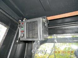 Caterpillar Cat 1/2 UNBREAKABLE Door+sides! LEXAN POLYCARBONATE Skid Steer cab