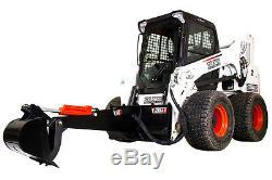 Digging Attachment for Skid Steer Loader Eterra E60 Backhoe 3 Option Bundle