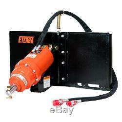 Eterra 2500 Model Skid Steer Auger Attachment