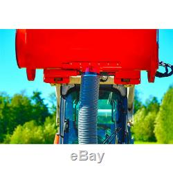 Eterra BMX 250 Cement Mixer Attachment Mix & Pour Cement with your Skid Steer
