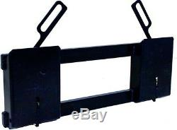 Eterra UA-30 Universal Adapter Plate Adapt to Skid Steer Attachments