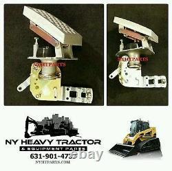 Factory Oem Caterpillar Skid Steer Pedal Fits Cat 226b2