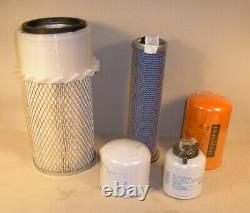 Fits Bobcat Filter Kit S130 S150 S160 S175 S185 S205 Skid Steer Loader K-659836