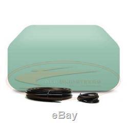 For Bobcat Back Glass Window Kit F Series 653 751 753 7753 763 773 Skid Steer