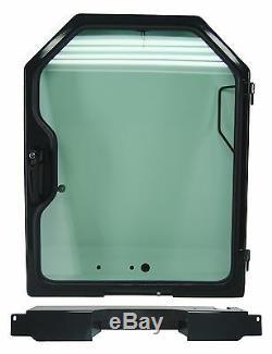 For Bobcat F-C Series Front Door Kit 853 863 864 T200 Skid Steer Glass Window