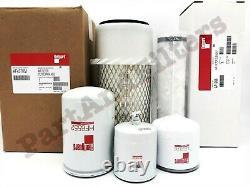 For Bobcat Filter Kit Maintenance 753 763 763 773 Skid Steer Oil Fuel Diesel