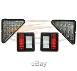 For Bobcat LED Head Light Standard Taillight Exterior Light Kit Skid Steer