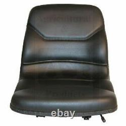 Ford Highback Dishpan Seat for Ford Skidsteer and 555 555A 555B 655 655A Backhoe