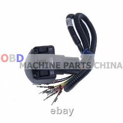 Left Auxiliary Four Switch Handle for Bobcat T110 T140 T180 T190 T200 T250 T300