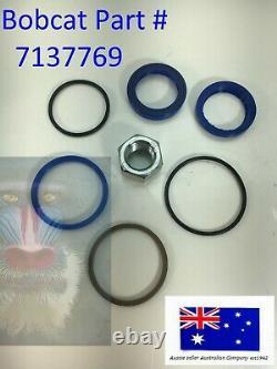 Lift Cylinder Seal Kit 7137769 for Bobcat 610 611 620 630 631 632 641 642 643