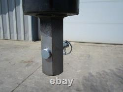 MCMillen Skid Steer Loader X1975 Auger Drive Unit Attachment 15-30 GPM