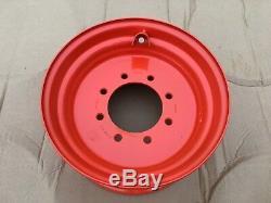 NEW 16.5X8.25X8 Skid Steer Wheel/Rim for Bobcat fits 10-16.5 tire-10X16.5 8 Lug