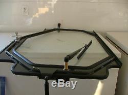 NEW Cab Enclosure Door for New Holland LX565, LX665, LX865, LX885, LX985 Skid Steer