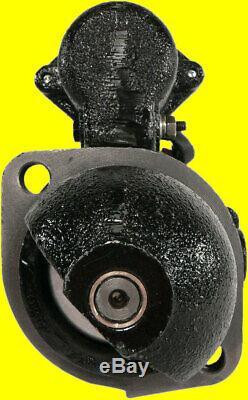 NEW STARTER 8875 JOHN DEERE SKID STEER LOADER 1994-1998 w J Deere 61HP Turbo Dsl