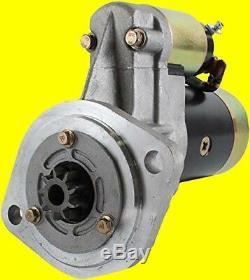 NEW STARTER for 960 MUSTANG SKID STEER LOADER 1994-1998 & ISUZU ENGINE 4BJ1