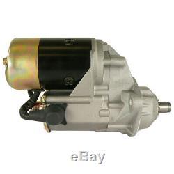 NEW Starter for Case International 1840 1845C SKID STEER 384