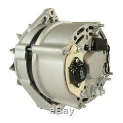 New 12v 65A IR EF clockwise Alternator for John Deere 240 Skid Steer 250 260