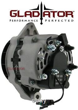 New Alternator Bobcat Skid Steer 553 553F 641 642B 643 743 6632211 6661611