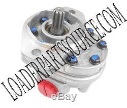 New Holland L325 Skid Steer, Single Gear Pump