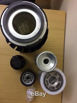 New Holland Skid Steer L140 LS140 L160 LS160 Filter Service Kit