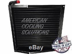 New Hydraulic Oil Cooler Case IH Skid Steer Loader 1835C 1838 1840 1845C A184084